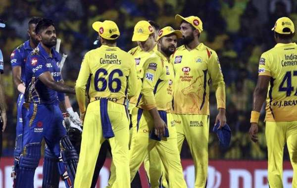 Dhoni's poor captaincy and CSK lost another match against MI in Qualifier 1 in vivo IPL 2019
