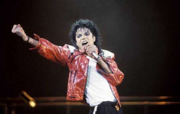Micheal Jackson - King of Pop.
