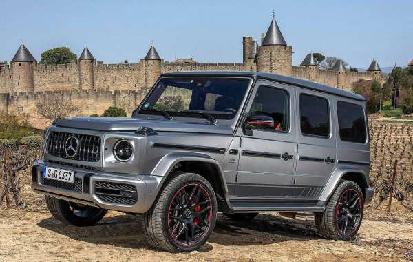 """THE DETAIL CHANGES TO THE """"MODEL CARE"""" OF THE G CLASS"""