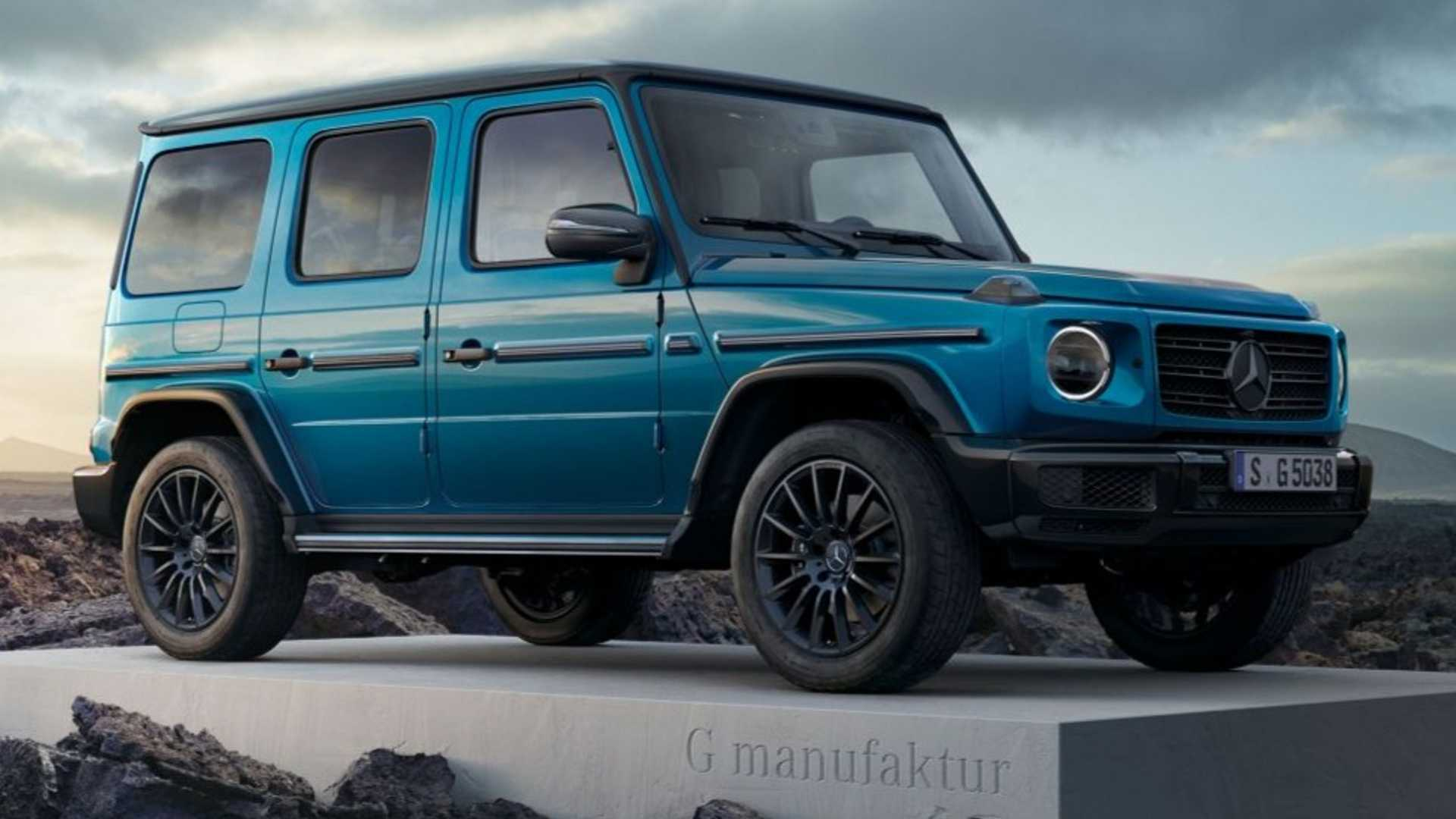 Misconceptions about the new Mercedes G-Class - Best G Wagon