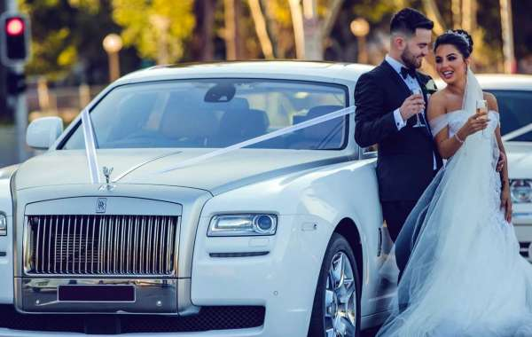VIP Limo Hire Service For Your Wedding
