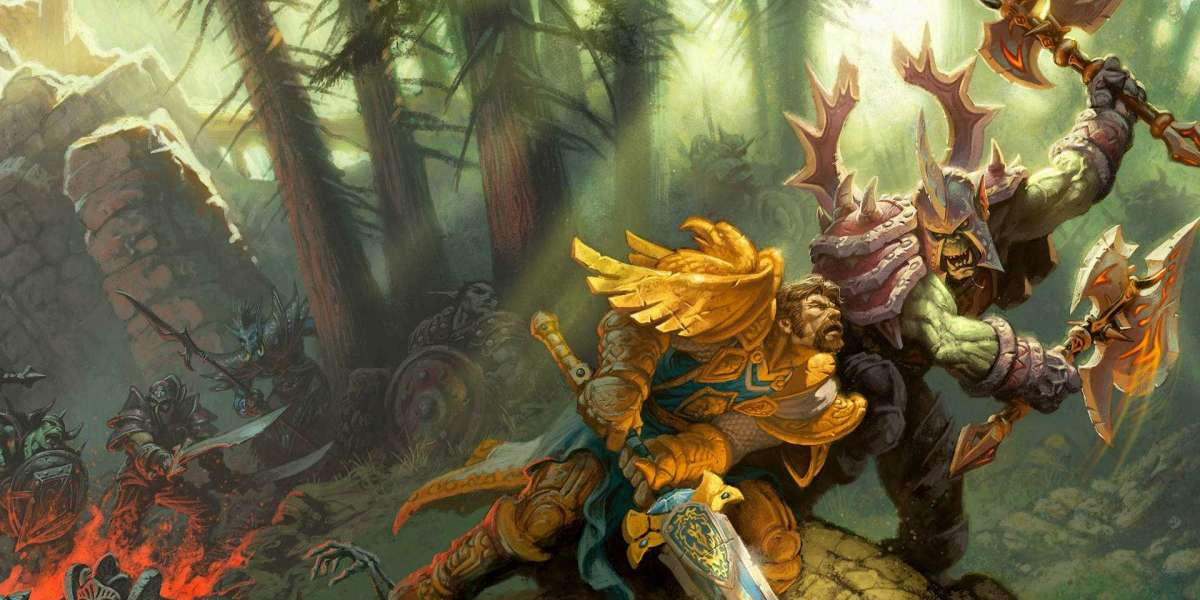 New Version: Shadowland of WoW