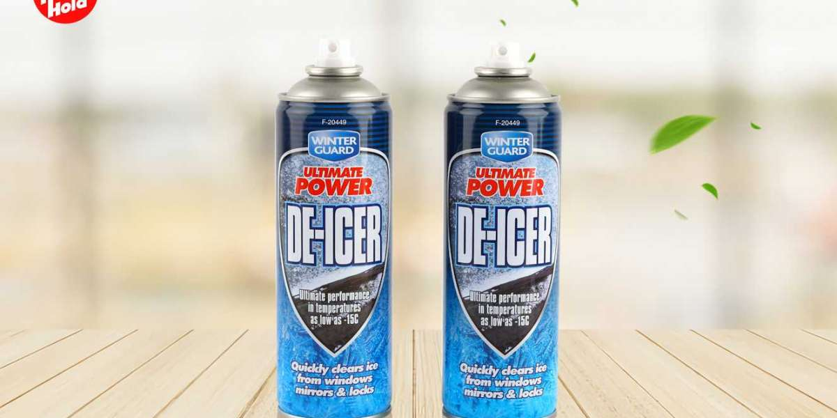 How to Deice Your Car - Car De-Icer