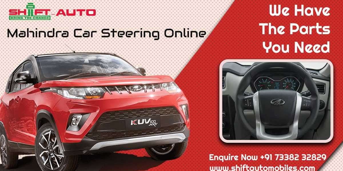 Mahindra Car & Truck Spare Parts in Online - Shiftautomobiles.com