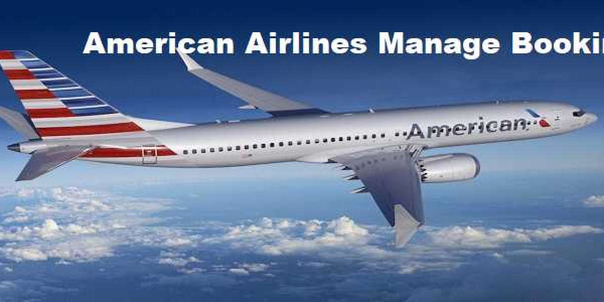 Make easy Amendments to your itinerary with American Airlines manage Booking