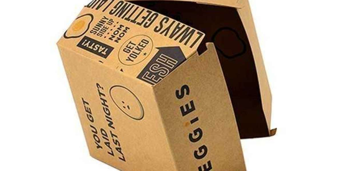 Buy specially customized Burger Boxes at GoToBoxes