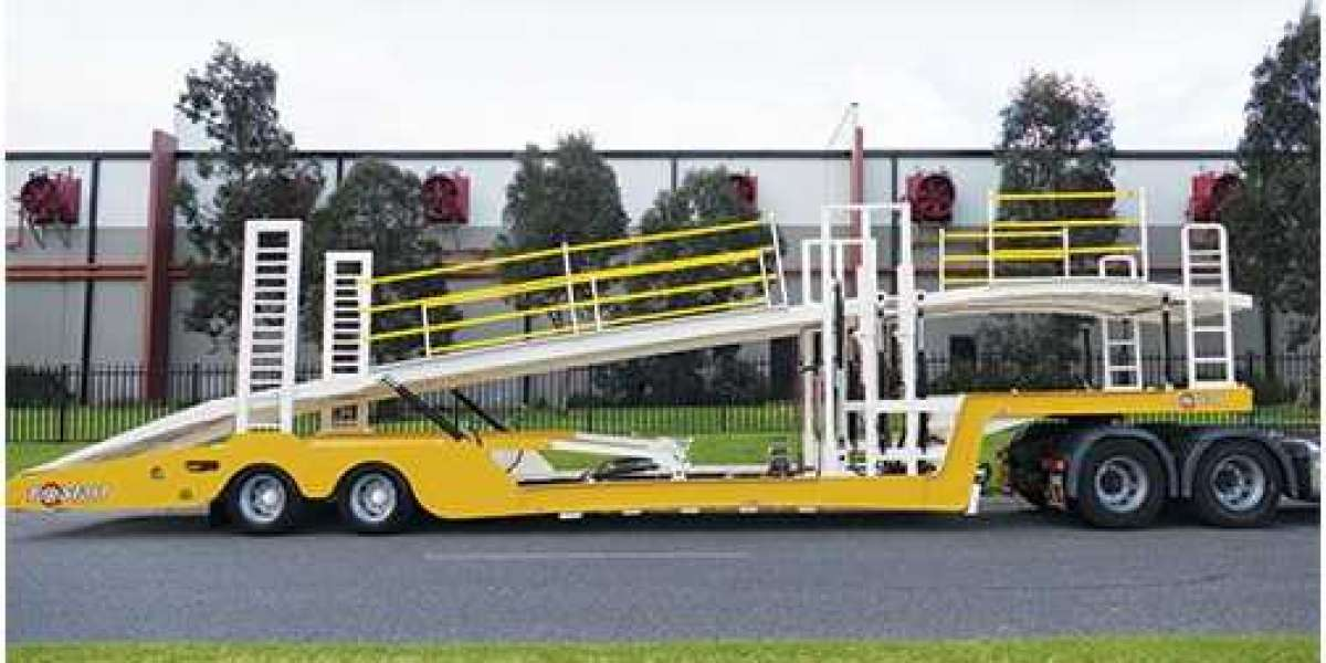 TopStart Trailers Has Built a Sound Reputation for Producing Innovative Car Carrier