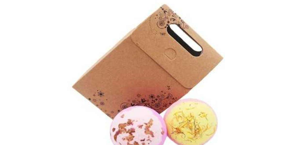 Get Bath Bomb Packaging to secure your Bath Bombs
