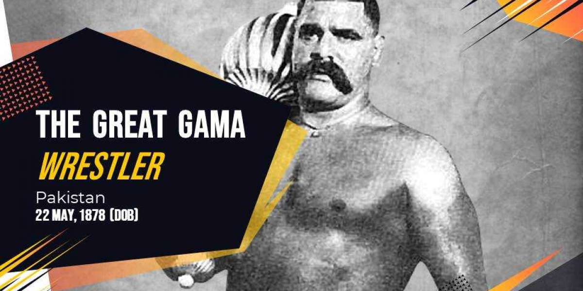 The Great Gama Early Life and Training