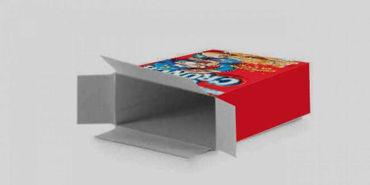 Blank Cereal Boxes | Customized packaging for your Cereals