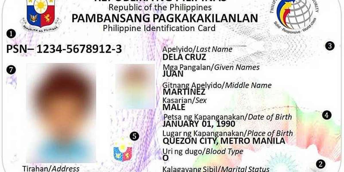 How to get a Philippine National (PhylSys) ID